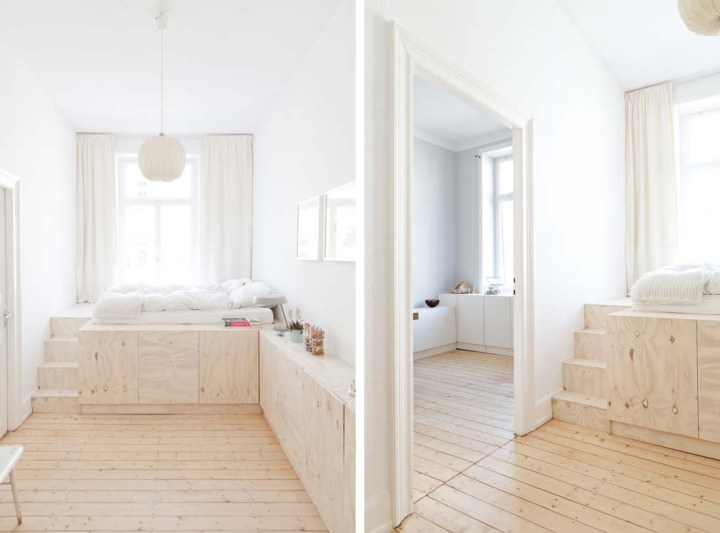 Studio Oink - Small Apartment