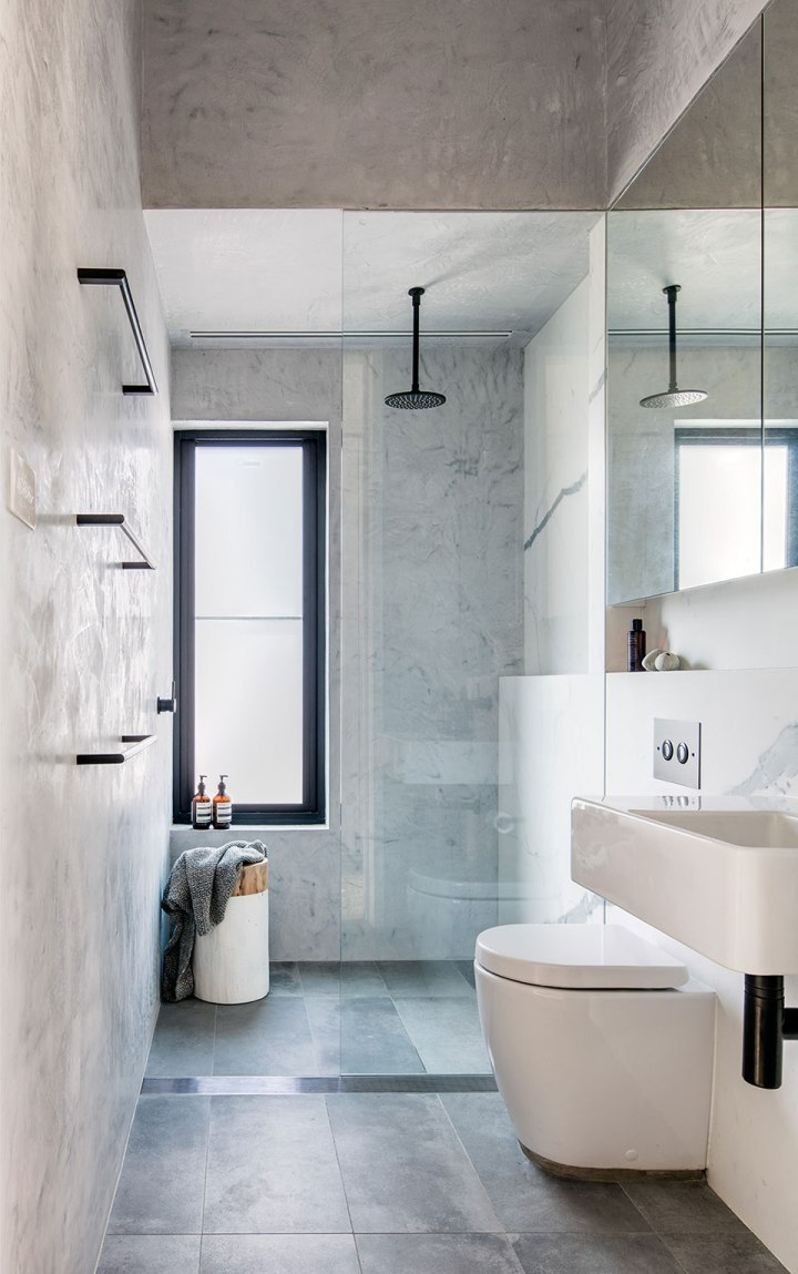 How to design a shower: A&CO - Rawson House