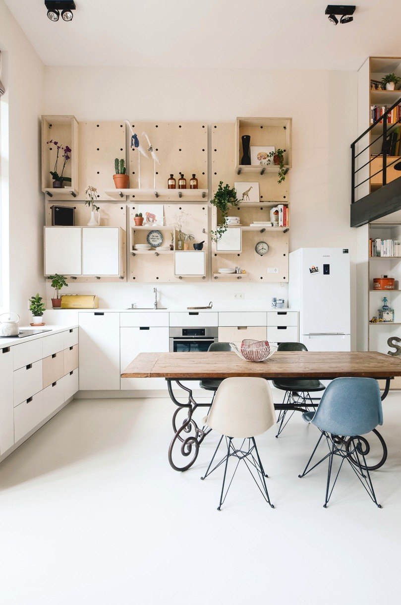 How to design a functional kitchen: Standard Studio – Old school conversion 'Ons dorp'