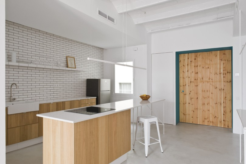 How to design a functional kitchen: CaSA Colombo and Serboli Architecture - Rocha Apartment