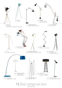 15 floor lamps we love   upgradesign