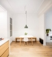 EO arquitectura - Alan's apartment renovation: dining space