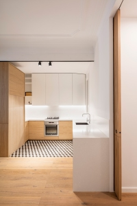 EO arquitectura - Alan's apartment renovation: kitchen