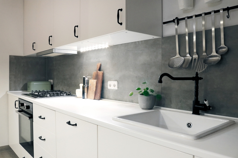 My kitchen remodel – one phase of a single-family house reconstruction | upgradesign