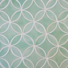Mercury Mosaics - Moroccan Circles tiles