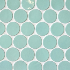 Mercury Mosaics - Penny Rounds tiles