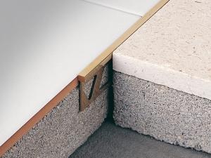 LINITEC MB separation profile for matching floors - PROFILITEC Linetec Line