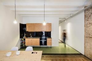 RÄS - La Carme: kitchen