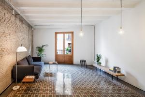 RÄS - La Carme: living room