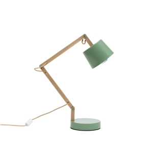 Angle Table Lamp 2.0 (Douglas and Bec) // design: Douglas Snelling & Rebecca Dowie
