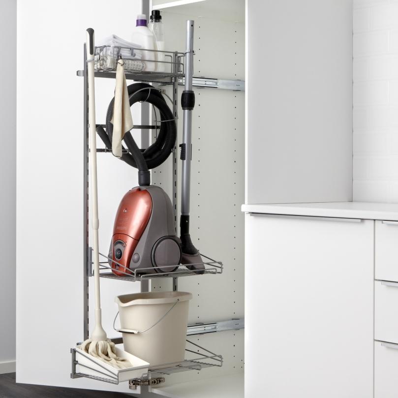 How to design storage: IKEA UTRUSTA storage solution