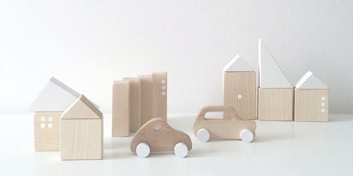 Christmas gift guide for little architects