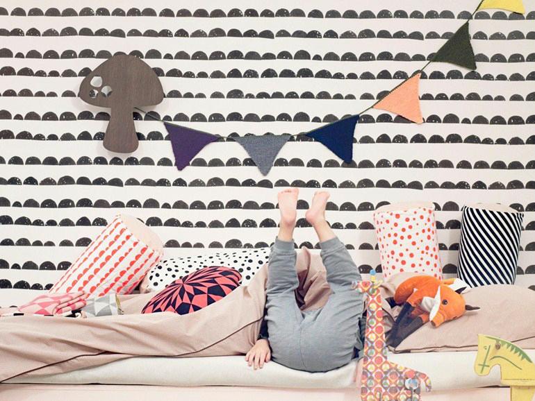 ferm - HALF MOON Wallpaper