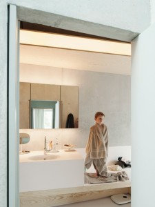 i.s.m.architecten - TDH: bathroom