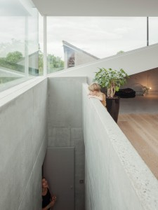 Home inspiration | single family house | design ideas | concrete in interiors