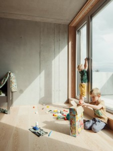 i.s.m.architecten - TDH: children's room
