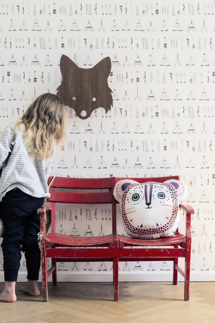Home inspiration | wallpaper design | patterns and texture | kids room and nursery ideas