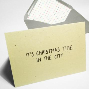 CITY pop-up card | upgradesign