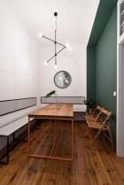 Colors in an interior - part II: Adam Wiercinski Architekt - K103