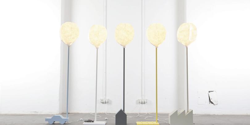 Bevk Perović Arhitekti - SMOKE lamp