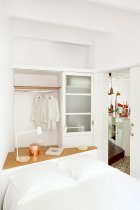 Interior lighting | task light | IKEA desk lamp | workspace | MIEL Arquitectos - Piso Pere IV
