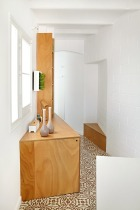 Colors in an interior - part II: MIEL Arquitectos - Piso Pere IV