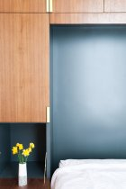 Colors in an interior - part II: NimTim architects - Westbourne Gardens
