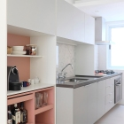 Home inspiration   home interior color palette   pastels   kitchen remodel idea