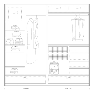 Quick tips for closet design | organization ideas