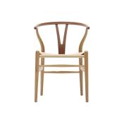 Carl Hansen & Søn - CH24 Wishbone Chair //design Hans Wegner 1950