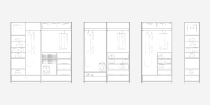 Quick tips for closet design