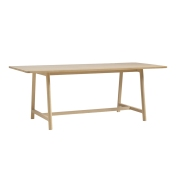 Hay - Frame table // design Line Depping and Jacob Jørgensen