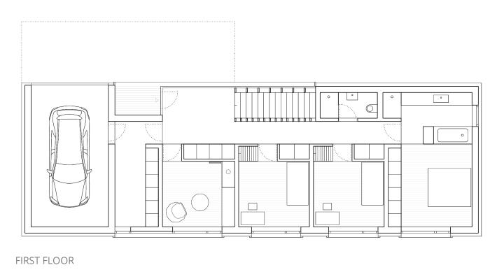 IMA - Haus für Julia und Björn : first floor