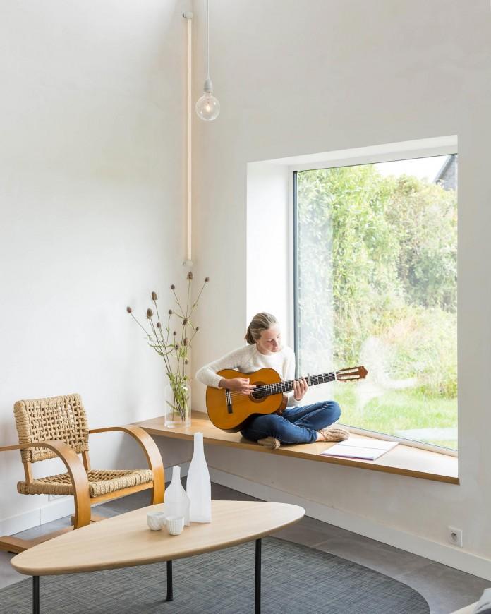 Nooks and niches: Studio Razavi - House for Photographer