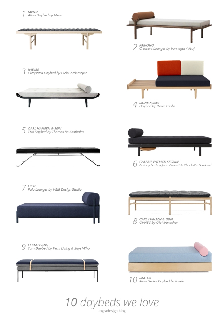 Daybeds we love
