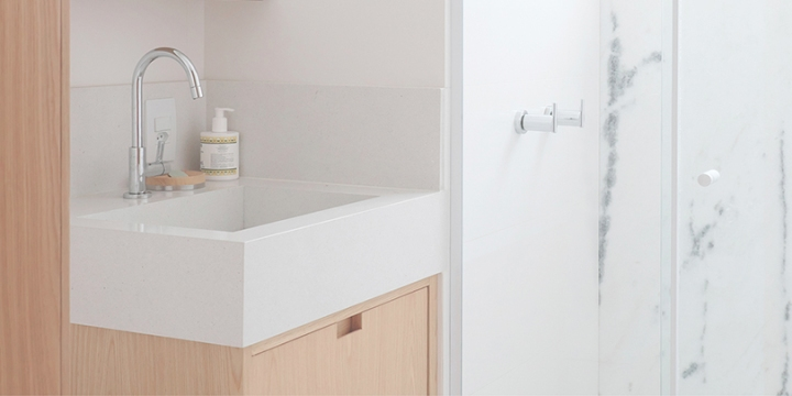 Step by step guide to a small bathroomdesign