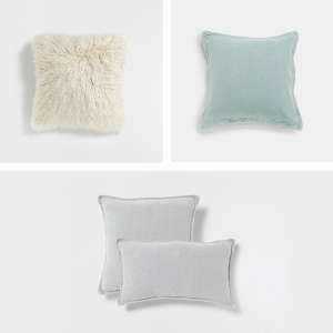 Tips and tricks for perfect bedroom: ZARA HOME CUSHIONS | upgradesign