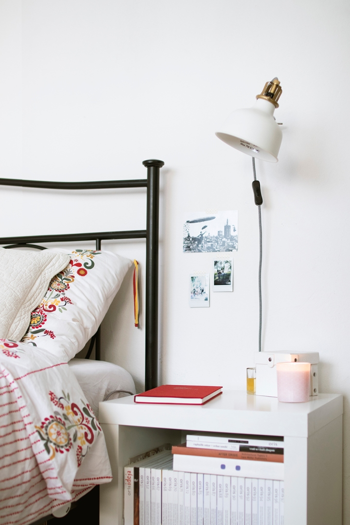 Bedroom design tips and ideas | bedside table styling | bedroom decoration