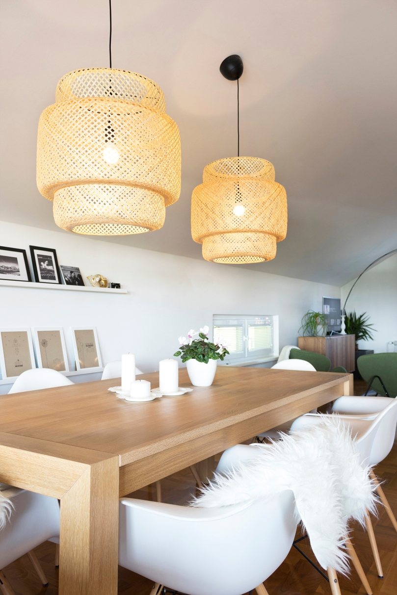 Home renovation in four steps - step four: NiM dining space | upgradesign