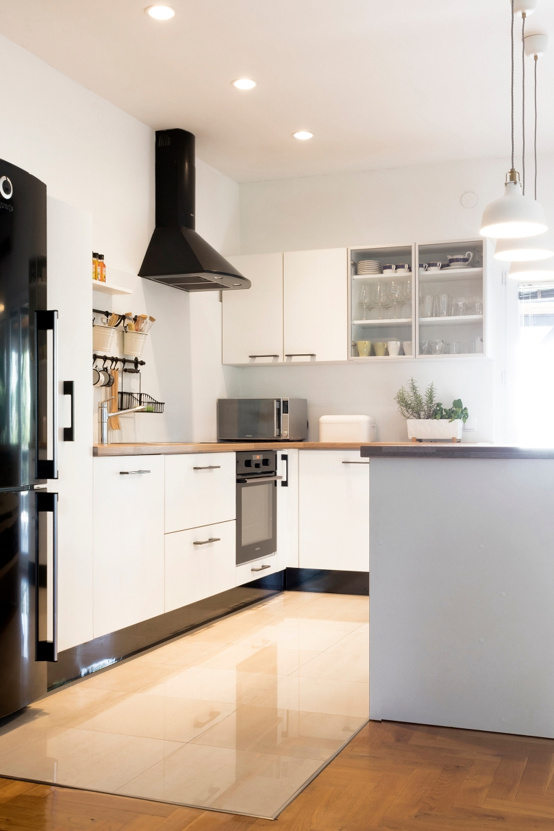 Home renovation in four steps - step four: NiM kitchen | upgradesign