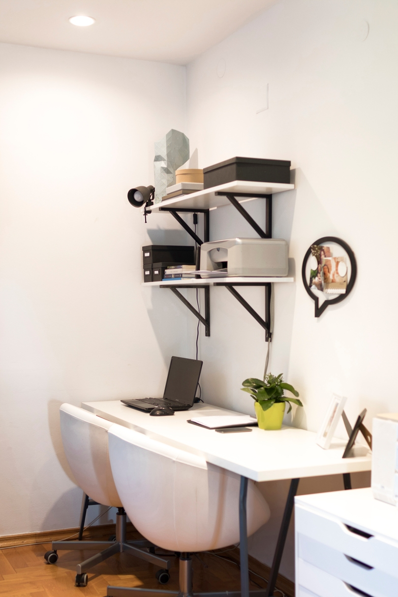 Home renovation in four steps - step four: NiM workspace | upgradesign