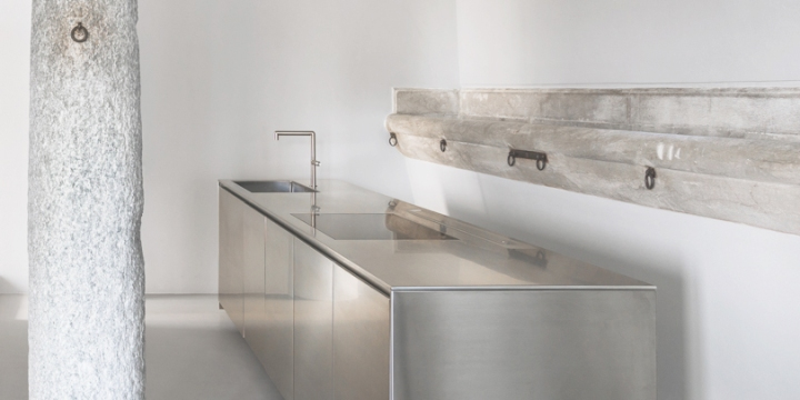 How to choose perfect kitchen worktop: due architetti - CASA AG