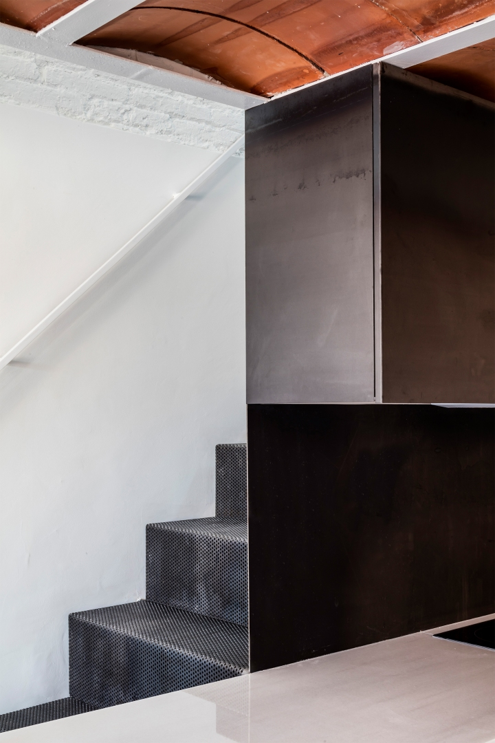 Home inspiration | stair design idea | minimalist interior | detail