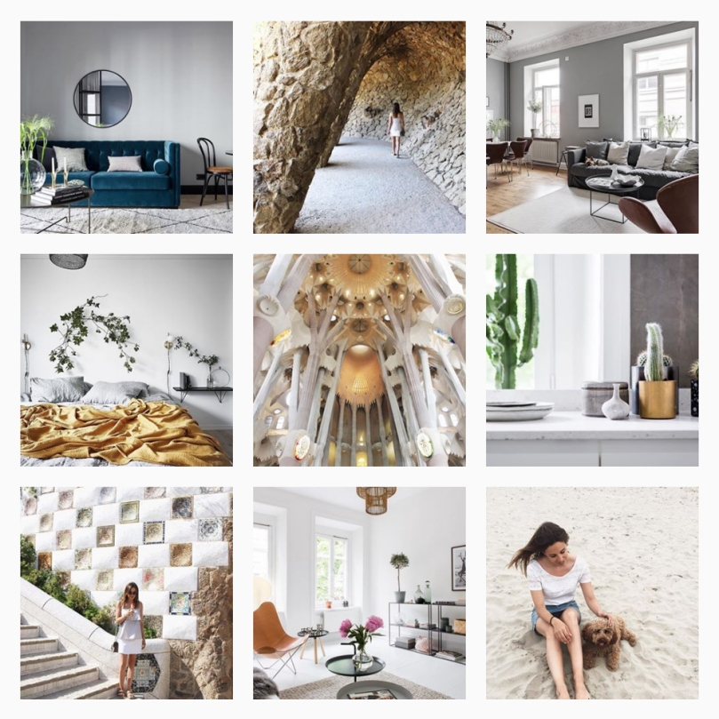 20 Instagram accounts you should follow today to inspire you tomorrow: intentionallybl_nk