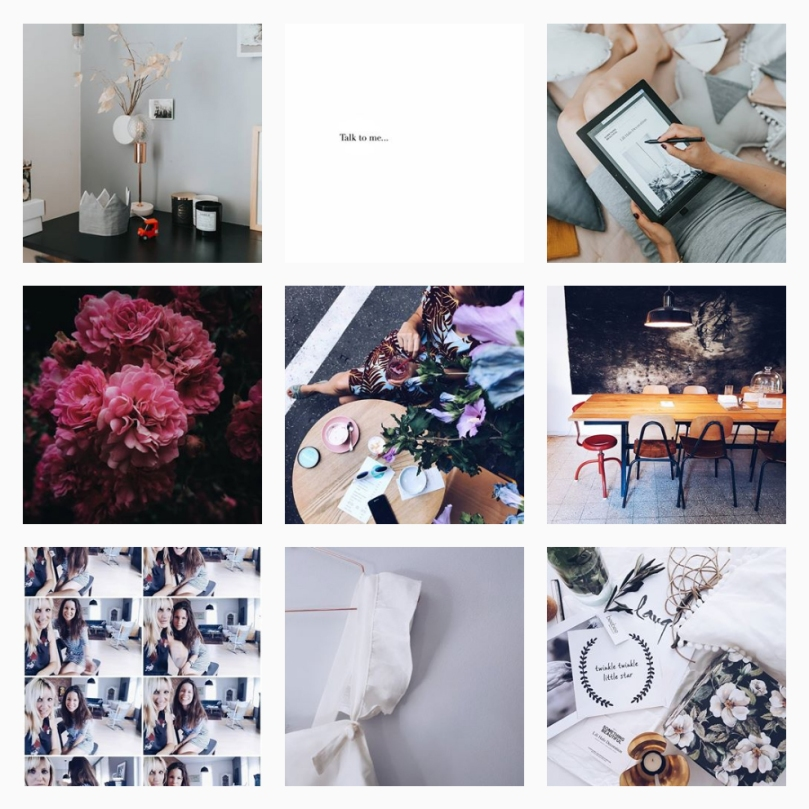 20 Instagram accounts you should follow today to inspire you tomorrow: lilihalodecoration
