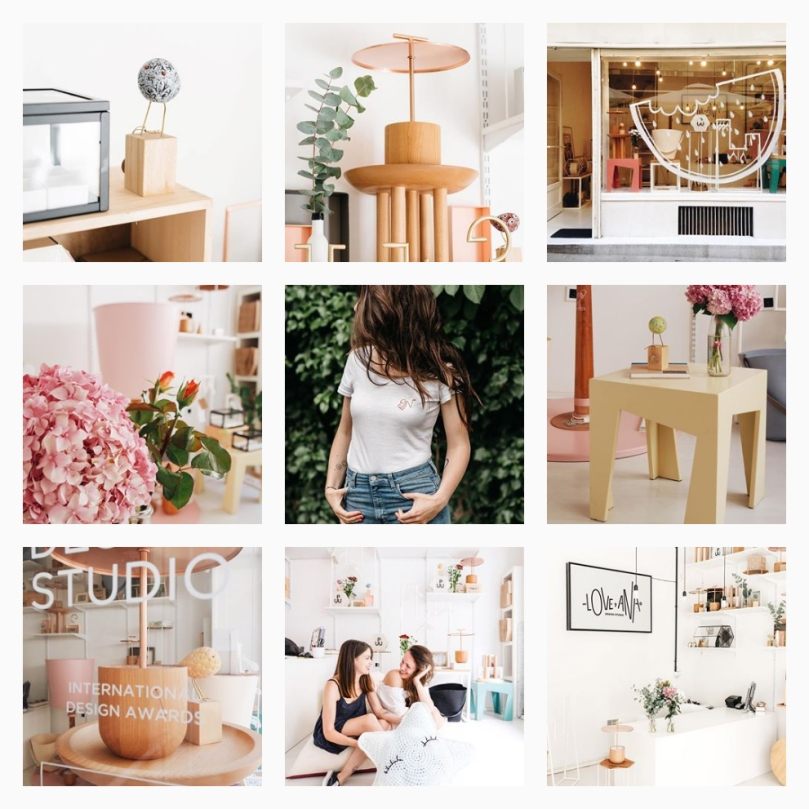 20 Instagram accounts you should follow today to inspire you tomorrow: loveanadesign