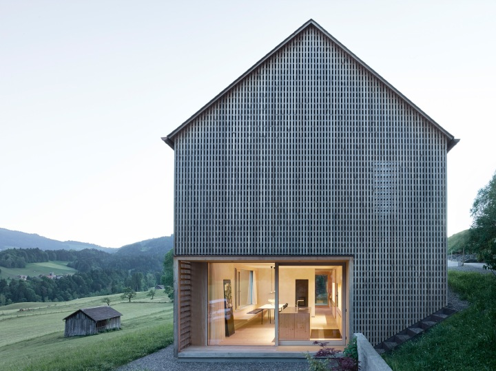 Architekten Innauer Matt–Haus für Julia und Björn