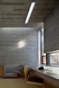 Urban agency / Architecture Republic - Formwork artist studio Dublin concrete interior