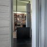 BLAARCHITETTURA - Morrissey / Beppe Giardino photography / uglass translucent partition / apartment remodel / partitions