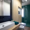 BLAARCHITETTURA - Morrissey / Beppe Giardino photography / bathroom / tiles / wood